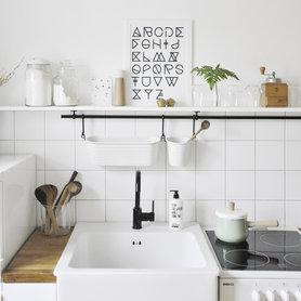 die sch nsten ideen f r deine k chendeko. Black Bedroom Furniture Sets. Home Design Ideas