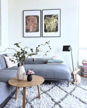 dekoideen und bastelanleitungen f r den osterstrauch. Black Bedroom Furniture Sets. Home Design Ideas