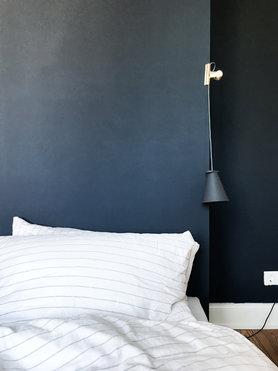 Mein Schlafzimmer Macht Blau