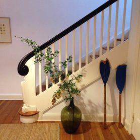 Wandgestaltung treppenhaus beispiele  Schöne Ideen für dein Treppenhaus!