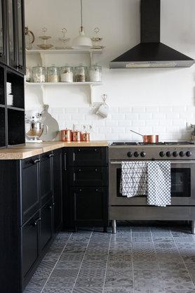 tolle ideen und bilder zu k chenfronten. Black Bedroom Furniture Sets. Home Design Ideas