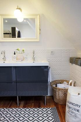Emejing Badezimmer Skandinavischen Stil Photos - Ideas & Design ...