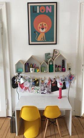 Die sch nsten ideen mit klemmleuchten for Kinderzimmer charlotte