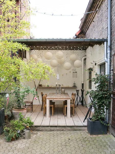 es muss nicht ganz perfekt sein zu besuch auf dem alten hof von bini bee. Black Bedroom Furniture Sets. Home Design Ideas