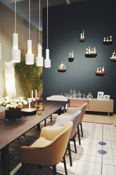 die sch nsten wohntrends 2015 von der imm cologne. Black Bedroom Furniture Sets. Home Design Ideas