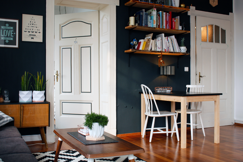 ein bisschen skandinavien ein bisschen vintage ein bisschen boho zu besuch bei antonia oh. Black Bedroom Furniture Sets. Home Design Ideas