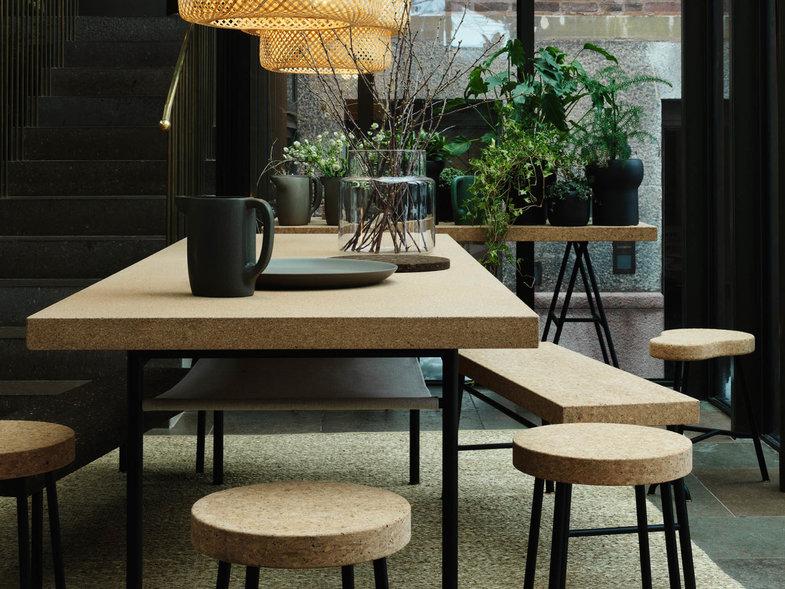 neue designkollektion bei ikea sinnerlig by ilse crawford. Black Bedroom Furniture Sets. Home Design Ideas