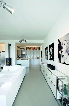 usm möbelbausysteme, Wohnzimmer