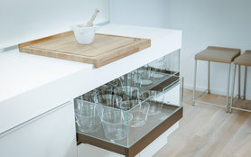 pretzsch k chen. Black Bedroom Furniture Sets. Home Design Ideas