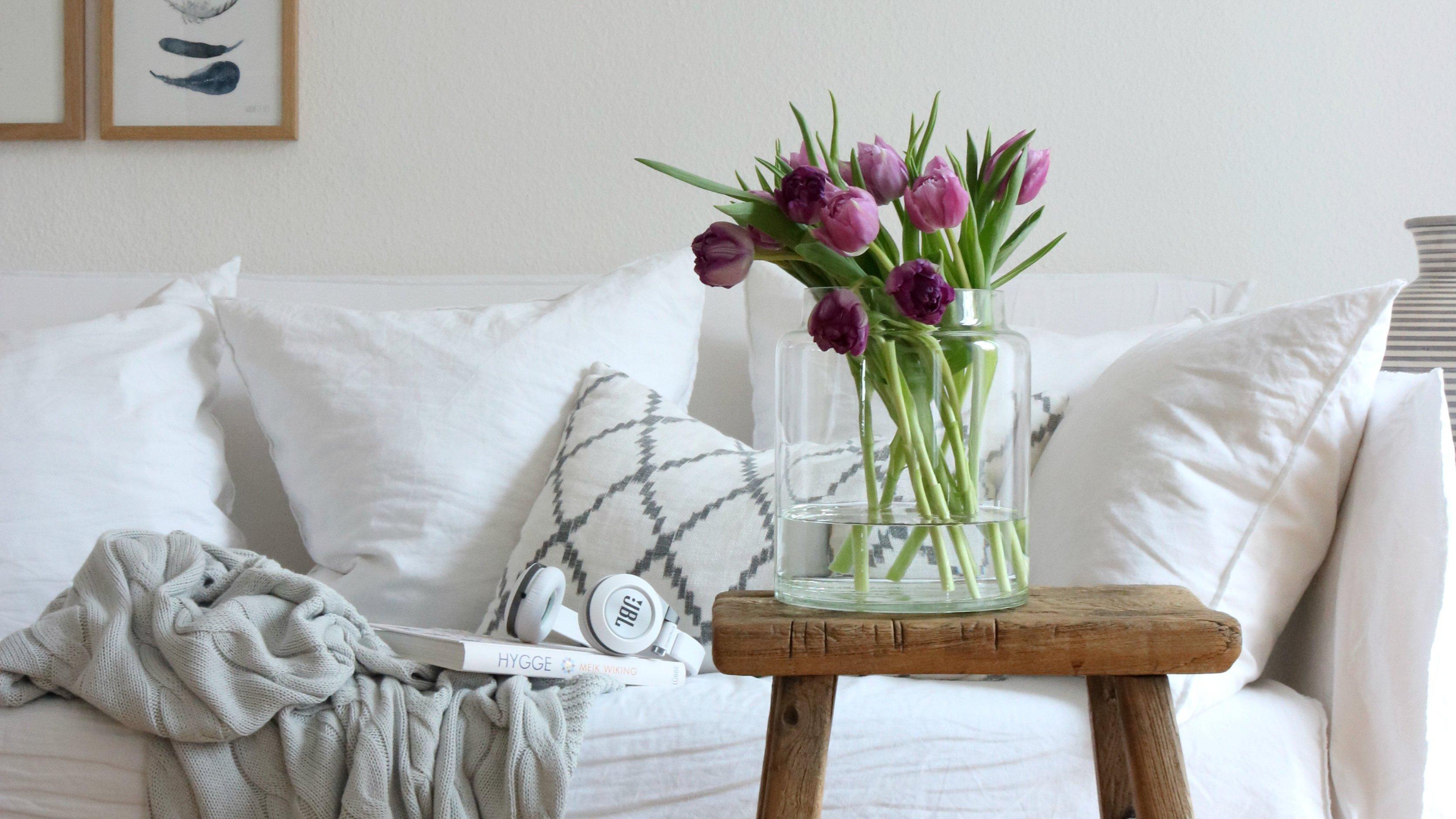 Die Schonsten Tulpen Deko Ideen
